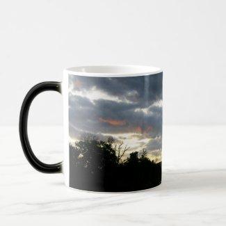 Beautiful Kentucky Sunrise Morphing Mug mug