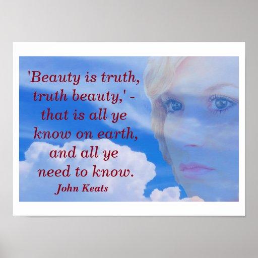 Truth is beauty beauty truth essay