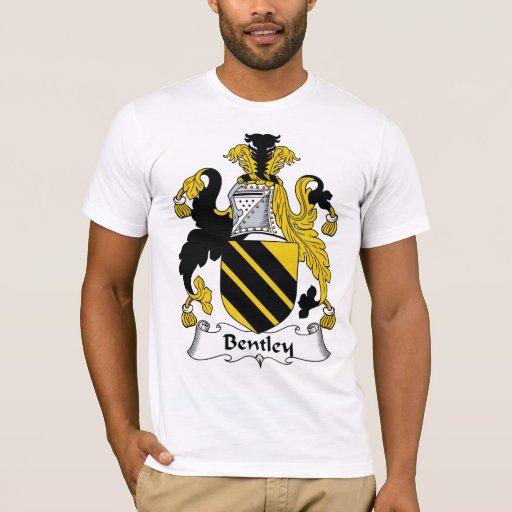 Bentley Family Crest T-Shirt