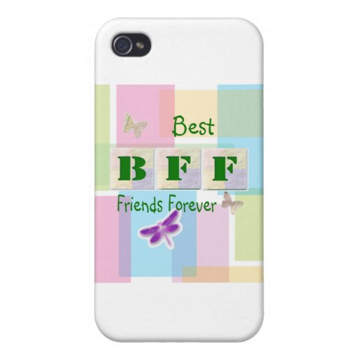 Best Friends Forever iPhone 4 Cases | Zazzle