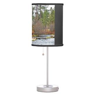 Forest Theme Table Amp Pendant Lamps Zazzle