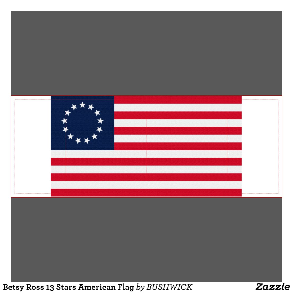 65cc36095c55 13 Stars American Flag