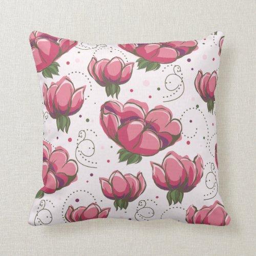 Hot Pink In The Bedroom