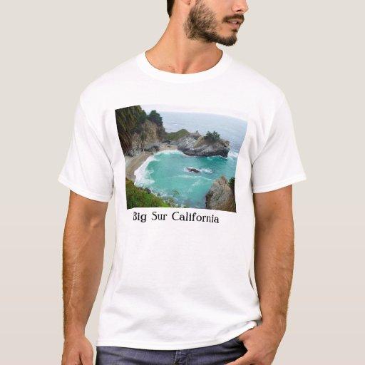 Big Sur California T Shirt Zazzle