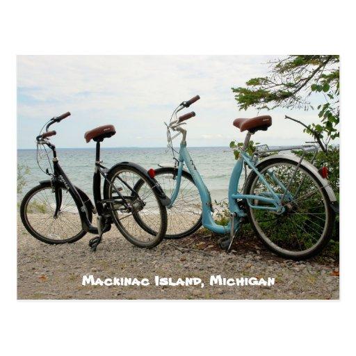 Mackinac Island's newest hotel gets big makeover |Mackinac Island Bicycle Cafe