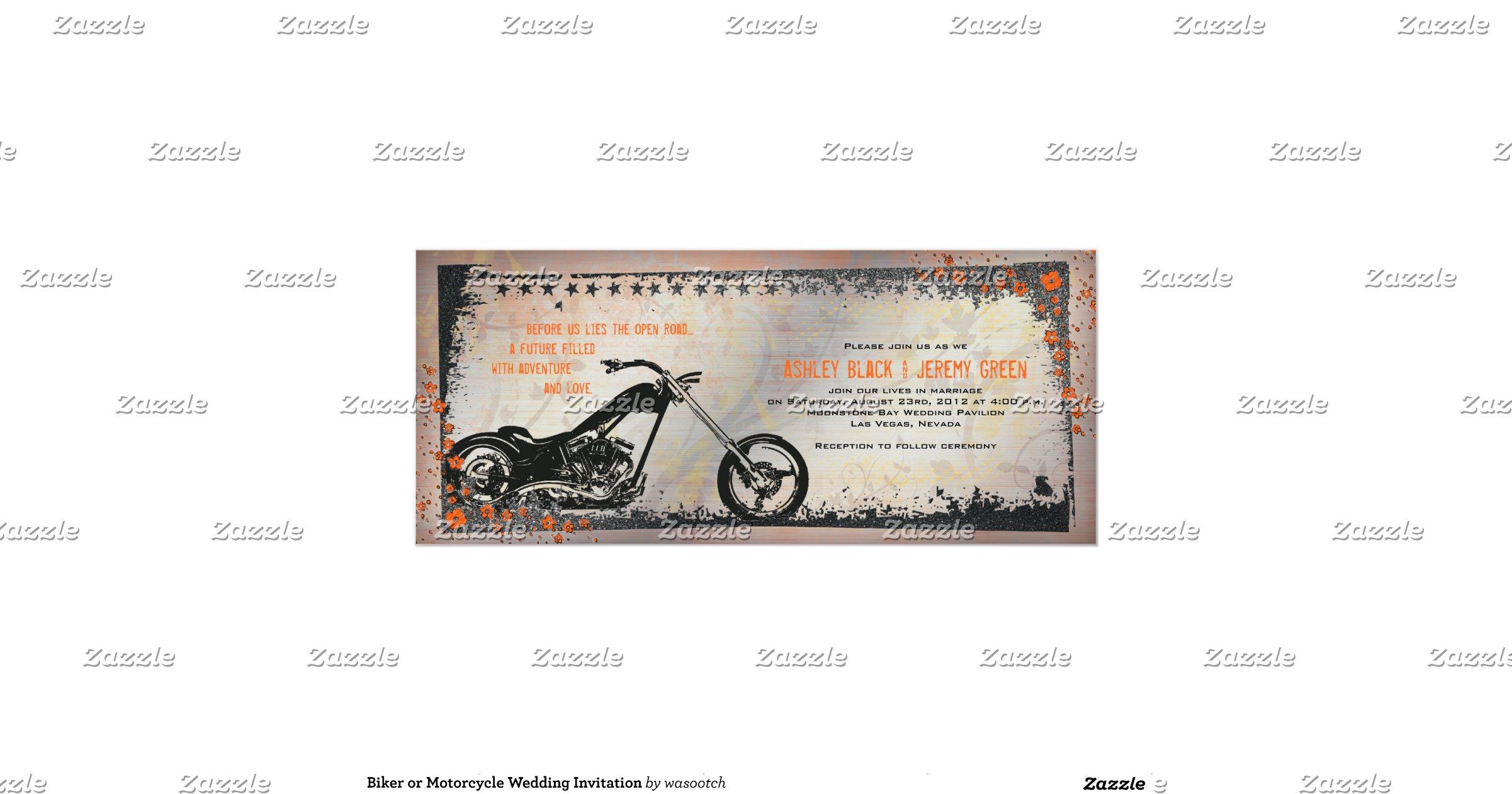 Biker Wedding Invitations: Biker_or_motorcycle_wedding_invitation