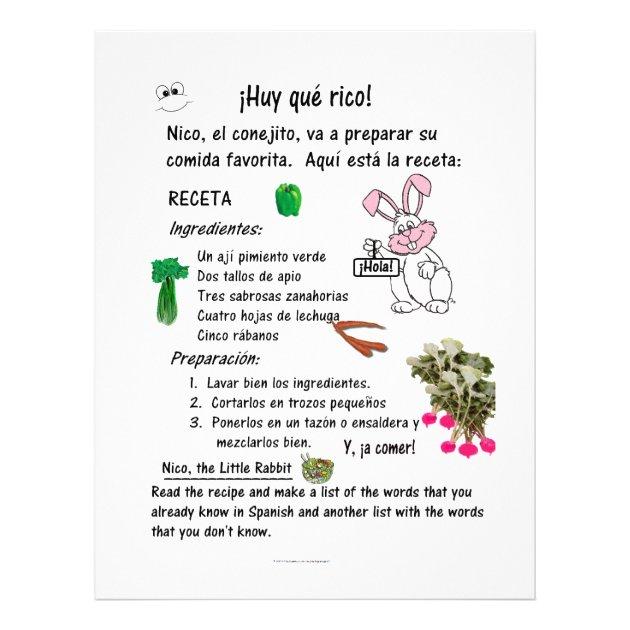 Printables Bilingual Worksheets spanish bilingual kindergarten worksheets rhyming for teacher gifts on zazzle