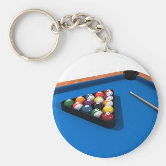 Billiards Keychains Zazzle