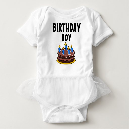 Birthday Boy T Shirt Toddler