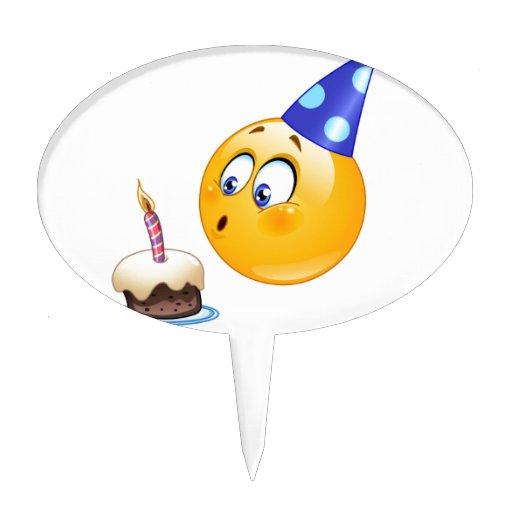 Birthday Cake Emoji Art Boory