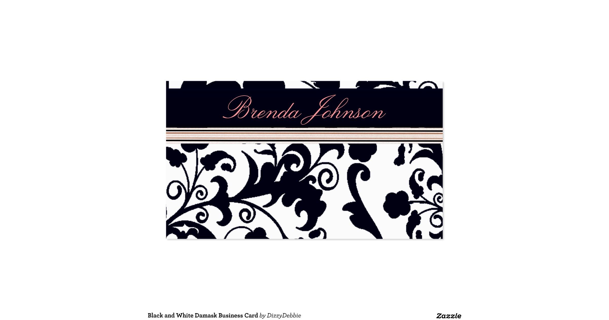 black damask art business - photo #24