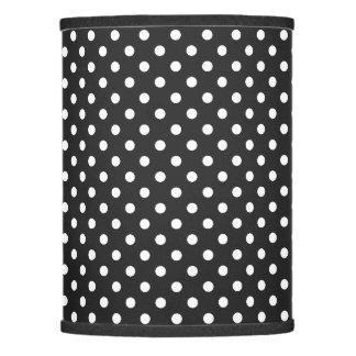 Black And White Polka Dot Lamp Shades Zazzle