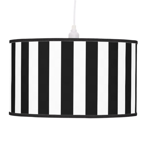 Better Homes and Gardens Irongate Lamp Shade, Black/White ...   Black And White Lamp Shades
