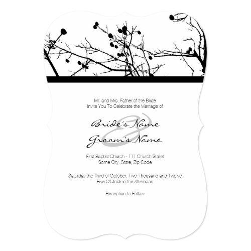 Winter Wedding Invitations Cheap: - Blog
