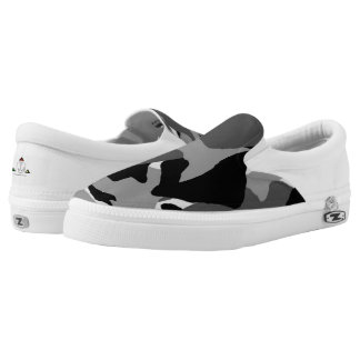 Kilt And Slip On Tennis Shoes