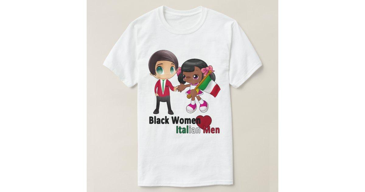Italian men seeking black women