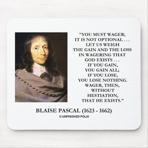 blaise pascal quotes god - photo #5