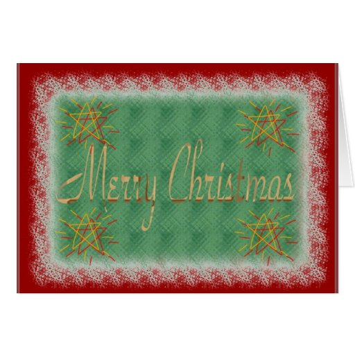 blank holiday greeting card  merry christmas  zazzle