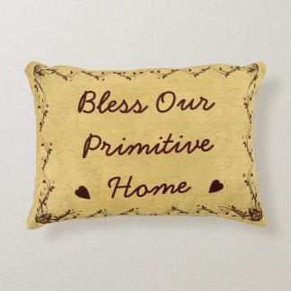Primitive Pillows Decorative Amp Throw Pillows Zazzle