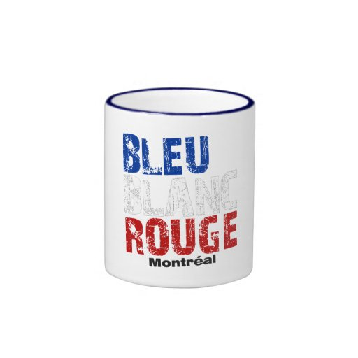 bleu blanc rouge mug zazzle. Black Bedroom Furniture Sets. Home Design Ideas