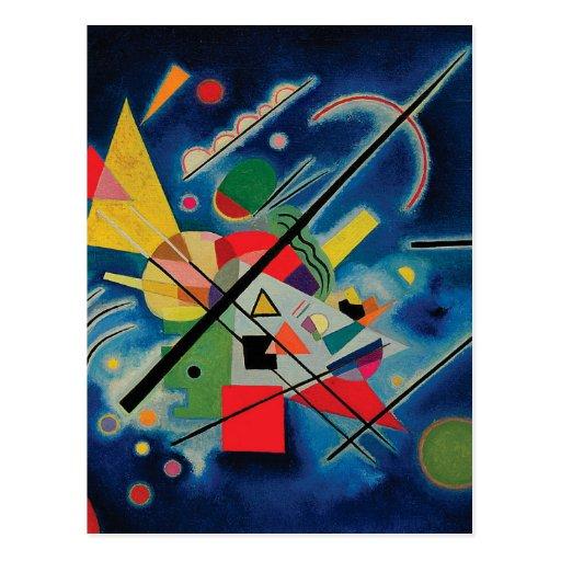 Wassily Kandinsky Blue Painting | www.imgkid.com - The ...