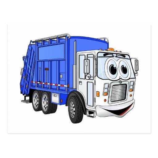 garbage truck cartoon - photo #7