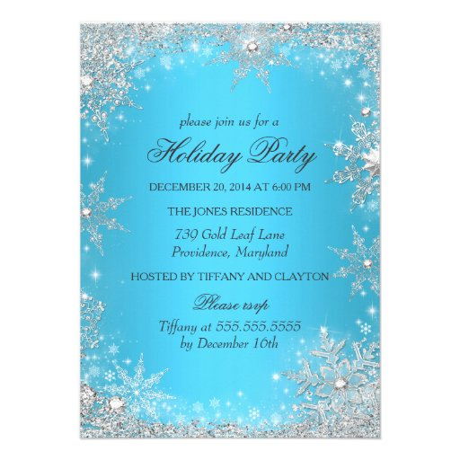 winter wonderland party invitations koni polycode co