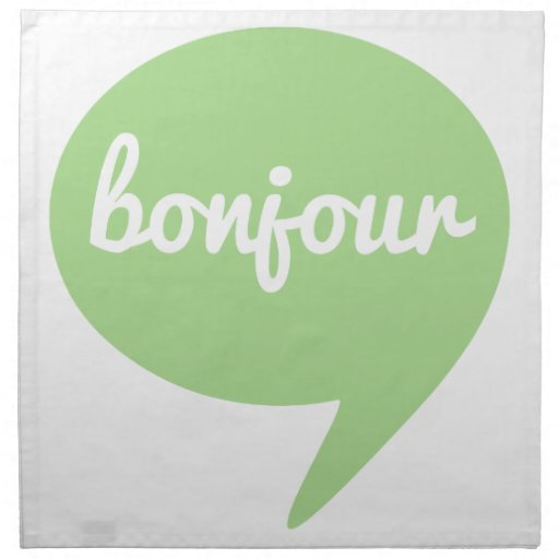 French Word For Green