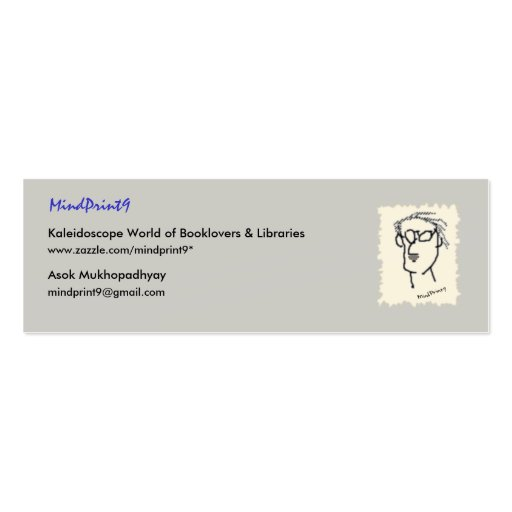 Bookmark read think share business card template zazzle for Read write think postcard template