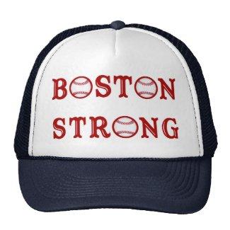 Boston Strong Baseball Hats