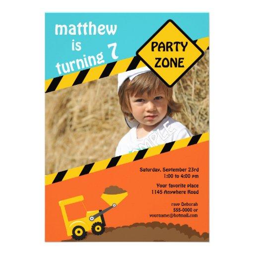 Race Car Birthday Invitations Invitation Boy