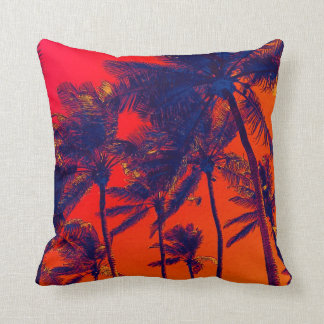 Palm Pillows Decorative Amp Throw Pillows Zazzle