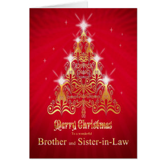Sister And Brother In Law Christmas Gifts on Zazzle