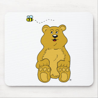 Cartoon Bumble Bear Gifts on Zazzle