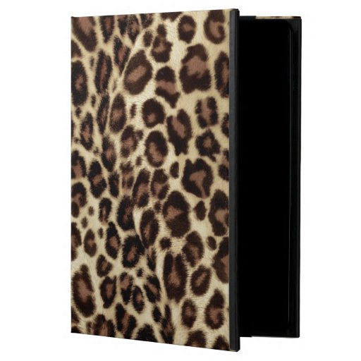 Brown Leopard Print - Classic Women Stylish Powis iPad Air ...