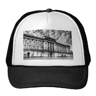 A ROYALTY FREE IMAGE OF: QUEEN'S GUARD, BUCKINGHAM PALACE ... |Buckingham Palace Guards Hats
