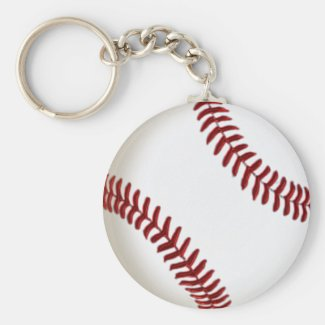 BULK Baseball Keychains for Baseball Goodies Bag