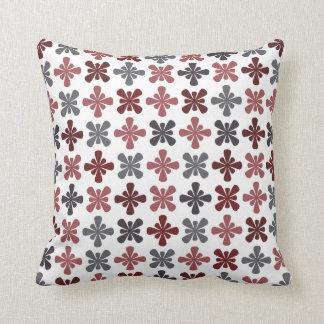 Grey And Burgundy Pillows Decorative Amp Throw Pillows