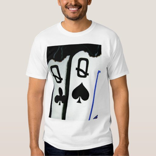 poker shirts for ladies