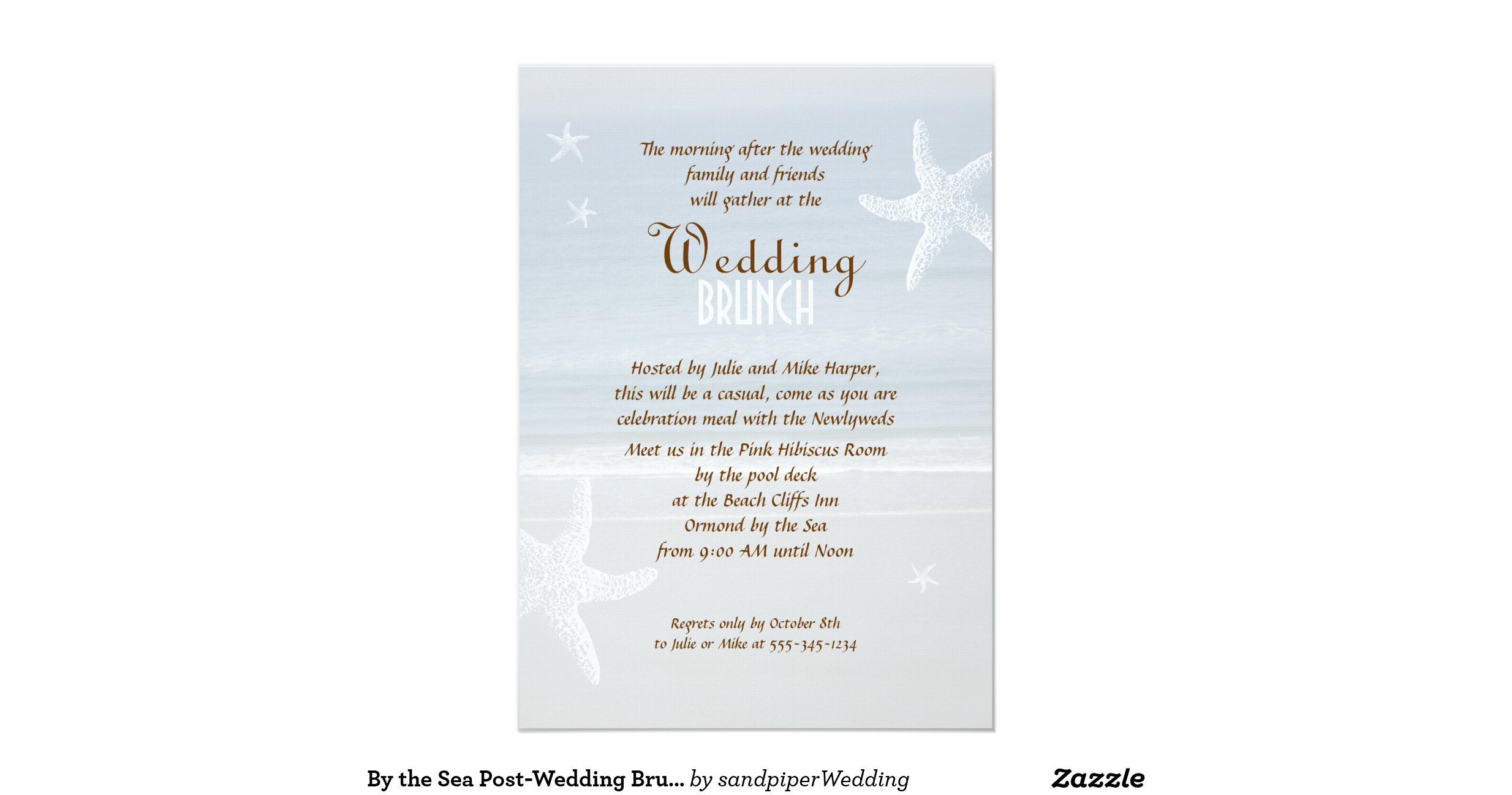 Post Wedding Brunch Invitation Wording: By_the_sea_post_wedding_brunch_invitation