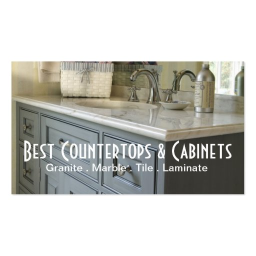 Cabinets countertops tile stone granite marble business for Template for granite countertops