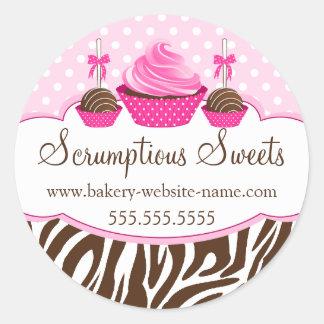 Cake Bake Off Label