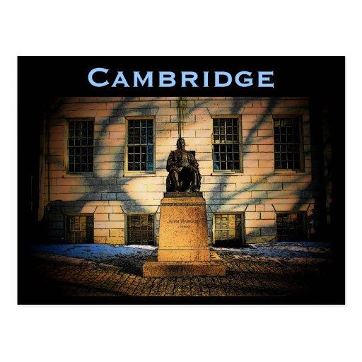 cambridge postcard  zazzle