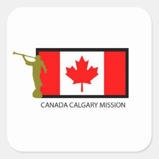Calgary Stickers Zazzle