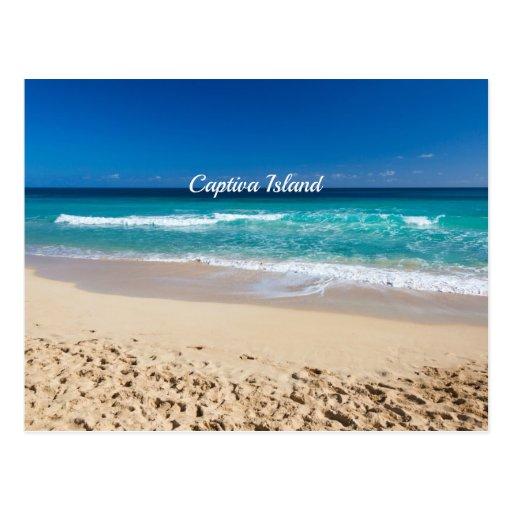 Captiva Island: Captiva Island Postcard