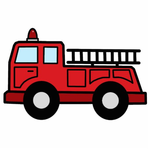 free clipart images fire trucks - photo #8