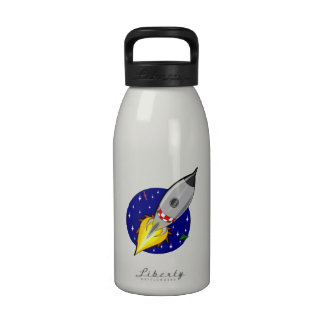 Rocket Water Bottles   Rocket Sport Bottles