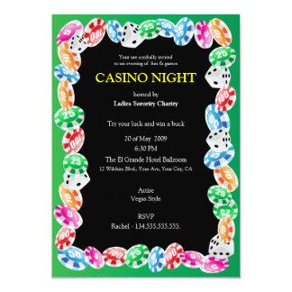 Casino Night Invitation Wording Slots De Palermo