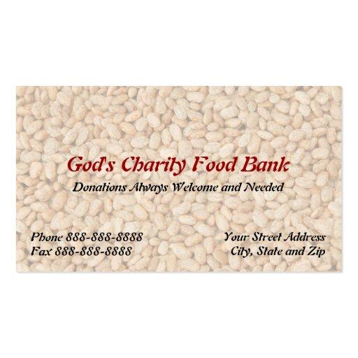 non-profit business plans for food banks