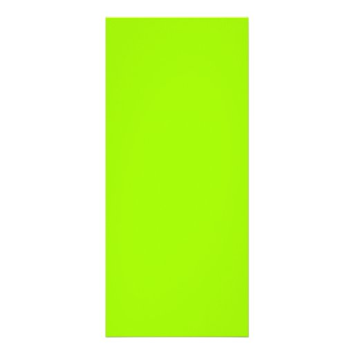 Chartreuse Neon Yellow Green Color Only Tools Custom Rack ...